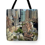 East Midtown Aerial Tote Bag