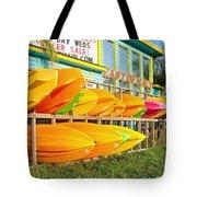 East Of Maui - Dewey Beach Delaware Tote Bag