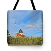 East Point In September Tote Bag