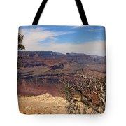 East Rim Grand Canyon Tote Bag