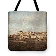 East Side Of Calahorra Tote Bag