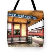 East Strasburg Station Tote Bag