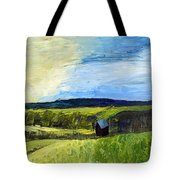 East Tennessee Farm Tote Bag