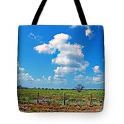 East Texas View Tote Bag