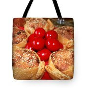 Easter And  Flaounes Tote Bag