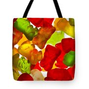 Easter Bunny Gummies 2 A Tote Bag