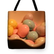 Easter Candy Malted Milk Balls II Tote Bag
