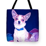 Easter Chachi Tote Bag