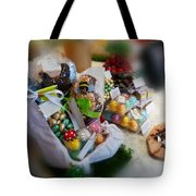 Easter Chocolate Tote Bag
