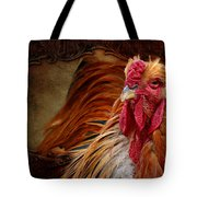 Easter Cock Tote Bag