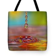 Easter Drop Water  Tote Bag