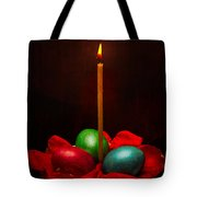Easter Hope For Peace And Life Tote Bag