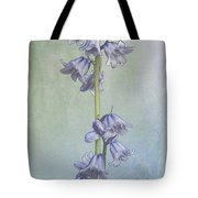 Easter Hyacinth Tote Bag