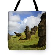 Easter Island 1 Tote Bag