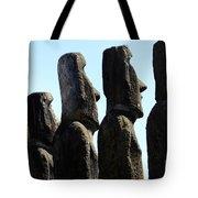 Easter Island 11 Tote Bag