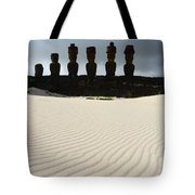 Easter Island 9 Tote Bag