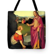 Easter Morning Tote Bag