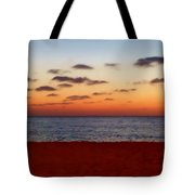 Easter Sunset Tote Bag