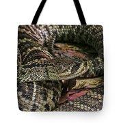 Eastern Diamondback Rattlesnake 1 Tote Bag