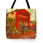 Eastern Market Tote Bag