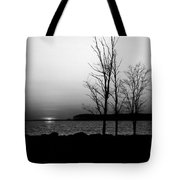 Eastern Shore Sunset Tote Bag