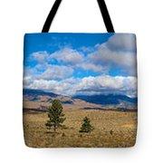 Eastern Sierras 28 Pano Tote Bag