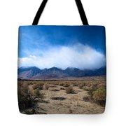 Eastern Sierras 3 Tote Bag