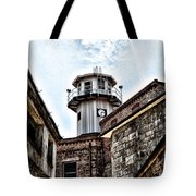 Eastern State Penitentiary Guard Tower Tote Bag