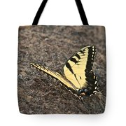 Eastern Tiger Swallowtail 8564 3241 Tote Bag