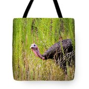 Eastern Wild Turkey - Longbeard Tote Bag