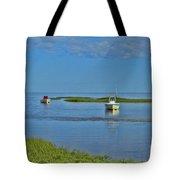 Eastham Shoreline Tote Bag