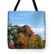 Eastman Lake Trail Tote Bag