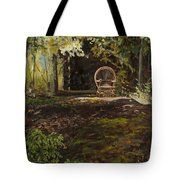 Easy Chair Tote Bag