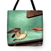 Easy Prey Tote Bag