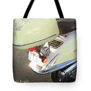 Easy Rider Or Not A Harley 2 Tote Bag
