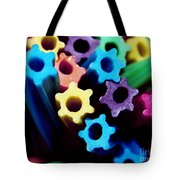 Eat-able Rainbow Tote Bag