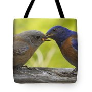 Eat Your Breakfast Tote Bag