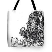 Eater 3 Tote Bag