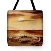 Ebb Tide And Stranded Tote Bag