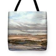 Ebb Tide-the Gurnet Tote Bag