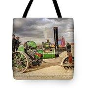 Ebenezer  Tote Bag