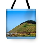 Ebey's Bluff Tote Bag
