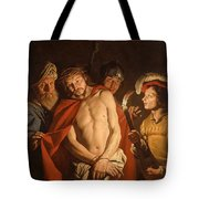 Ecce Homo Tote Bag