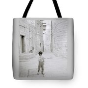 Innocence Of Childhood Tote Bag