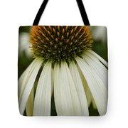 Echinacea Portrait Tote Bag
