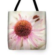 Echinacea Tote Bag by Priska Wettstein