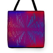 Echo Echo Echo Tote Bag by Tim Allen