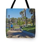 Echo Park Los Angeles Tote Bag