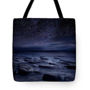 Echoes Of The Unknown Tote Bag by Jorge Maia