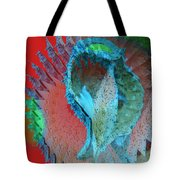 Echoing Seed Pod  Tote Bag